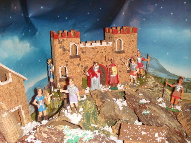Herodes en el Castillo. Belén de Carmen Carlota Ordás Gómez