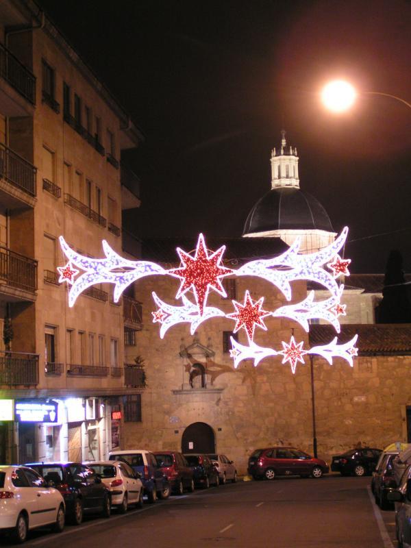 Calle Juan del Rey. Salamanca (España)