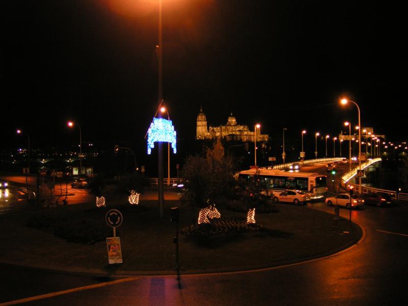Entrada sur.. Salamanca (España)