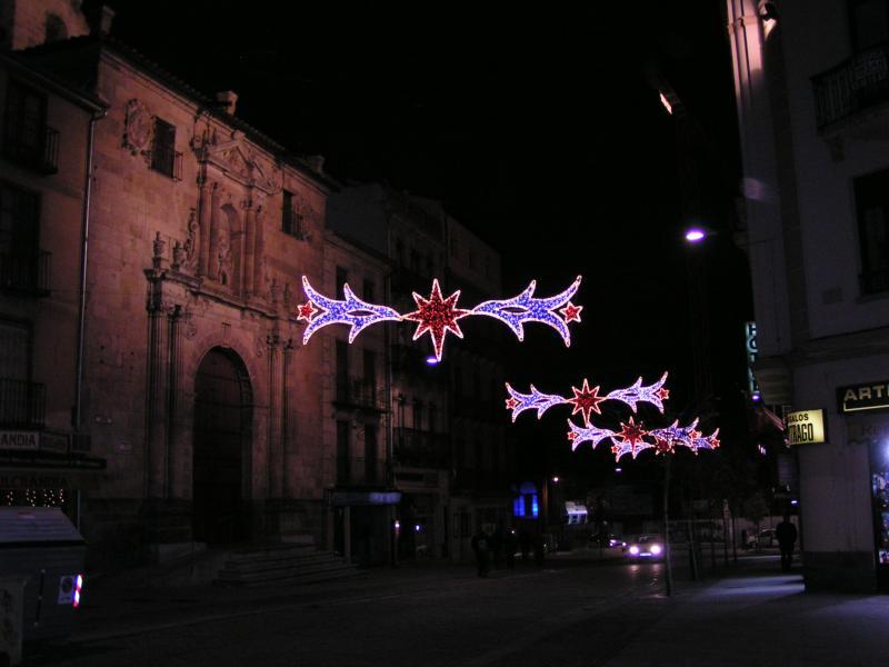 Calle de Quintana. Salamanca (España)