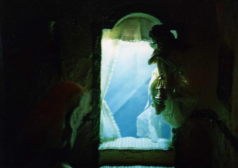 anunciacion. Belén de jesusayala (Córdoba)