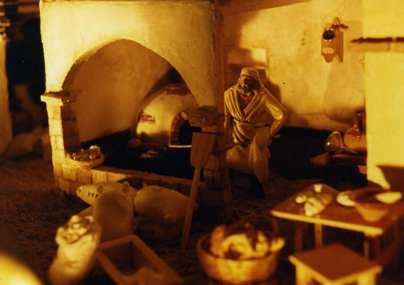 Panaderia. Belén de jesusayala (Córdoba)
