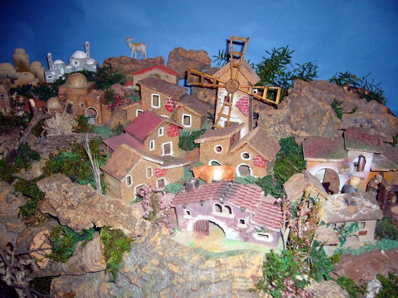 2007 Belen casa (29). Belén de Nacho (Valencia)