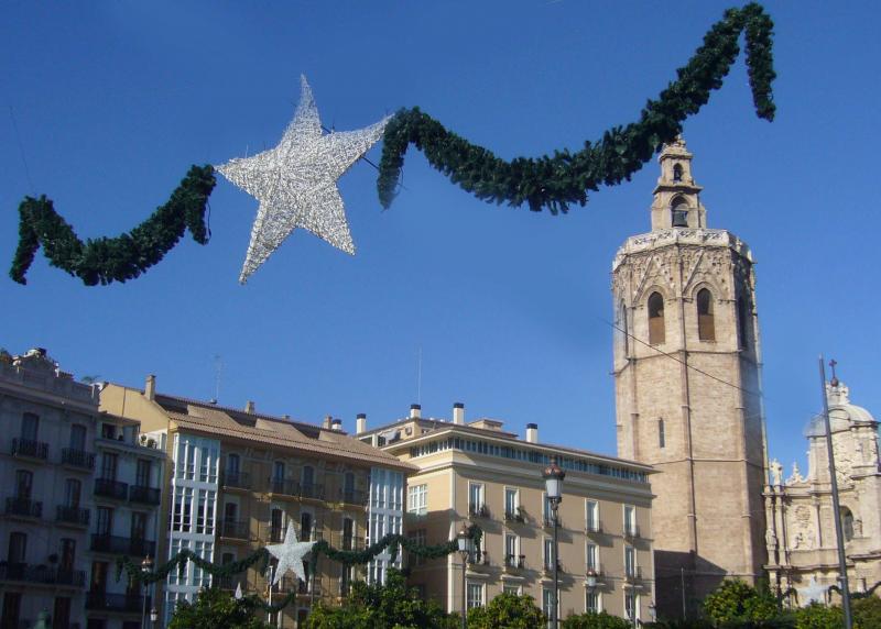 valencia navidad pza reina. Valencia (España) (Valencia)
