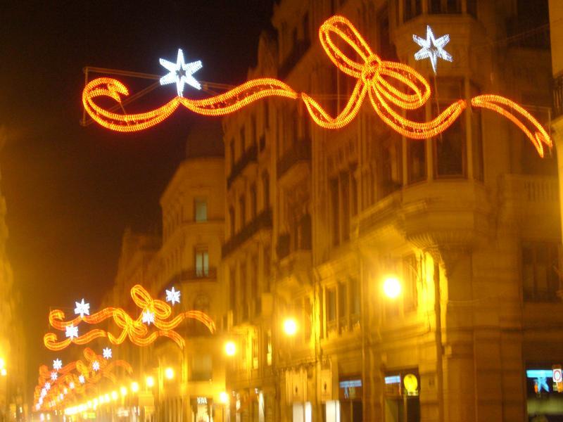 valencia Navidad c paz. Valencia (España) (Valencia)