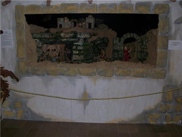Diorama El Nacimiento - Familia Alvarez Iragorri. Belén de Corporacion de Pesebritas de Popayan