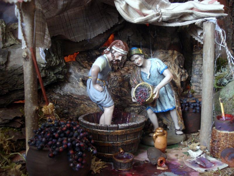 LAGAR - Belén de Joaquin S. Font - Fotos de Navidad Digital