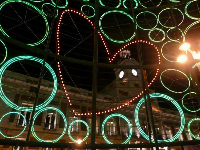 Nos gusta la Navidad en Madrid. Navidad 2009 en Madrid