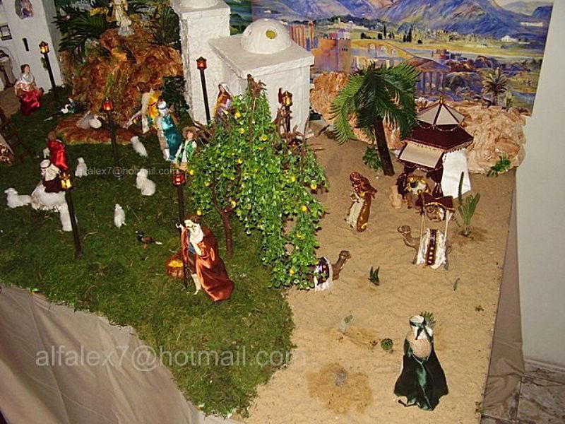 Vista aerea 3. Belén de Alfredo Alexander Flores Juliac (Cumaná)