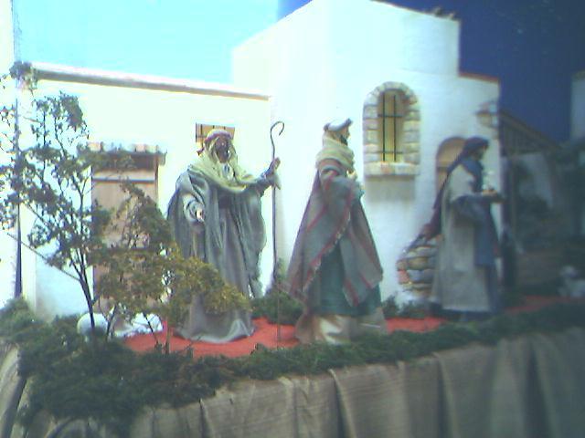camino de los pastores 2. Belén de Allan Marín Rojas
