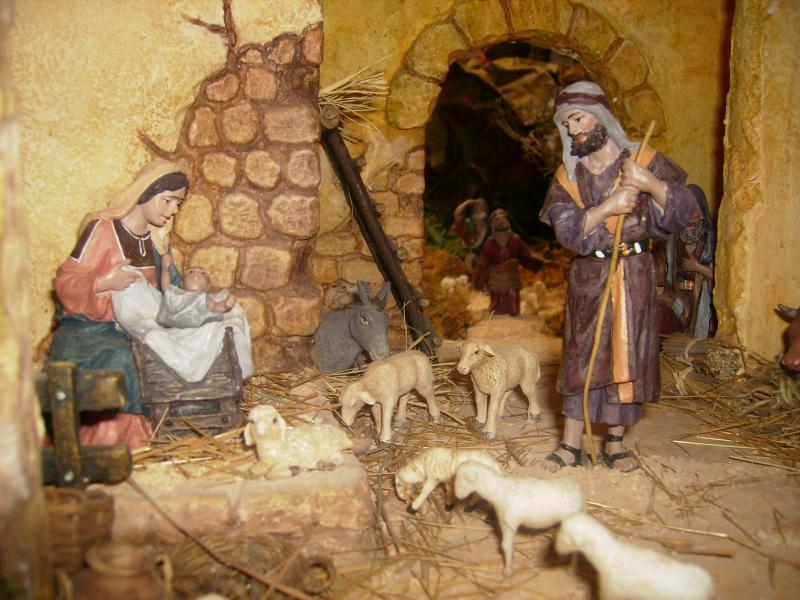 El nacimiento bel n de ana myrian iragorri sanchez for Nacimiento belen
