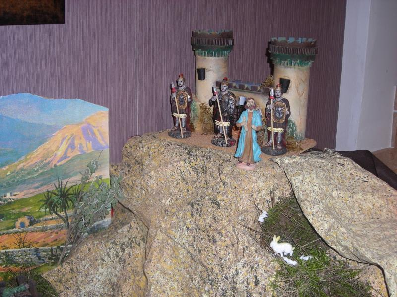 castillo de herodes. Belén de Ana Sanchis