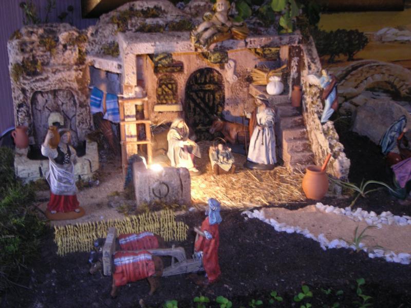 Nacimiento bel n de ana sanchis fotos de navidad digital for Nacimiento belen