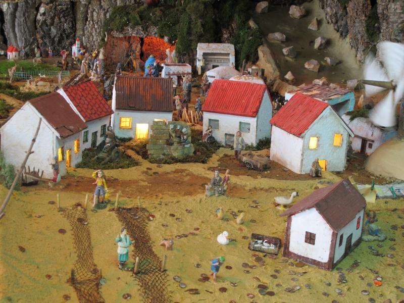 11 aldeia de pescadores . Belén de Bombeiros Voluntarios Faro (Faro)