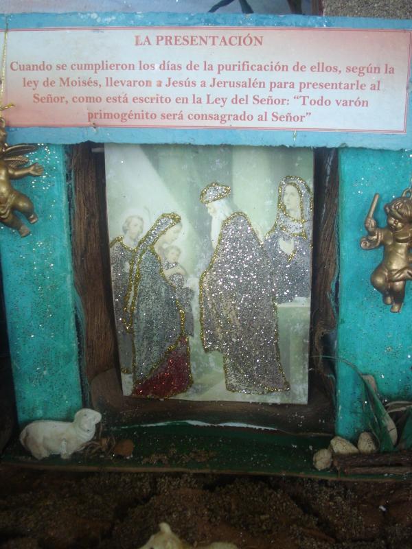 La Presentación. Belén de carlos alberto jaramillo (Coclé - Panamá)