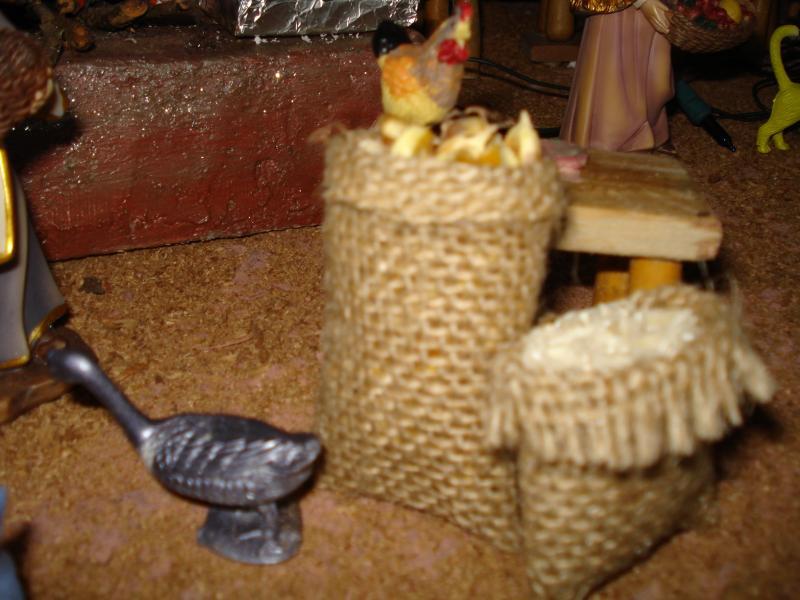 Animales en el Mercado. Belén de carlos alberto jaramillo (Coclé - Panamá)