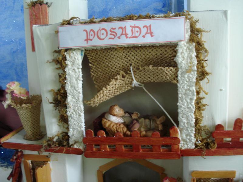 Habitación en la Posada. Belén de carlos alberto jaramillo (Coclé - Panamá)