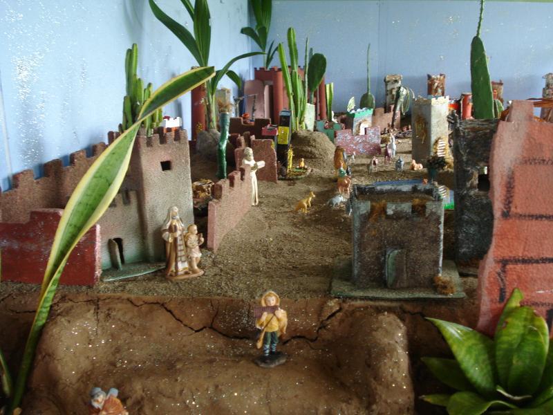 El Desierto. Belén de carlos alberto jaramillo (Coclé - Panamá)