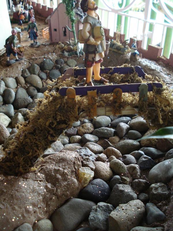 Puente sobre el Río. Belén de carlos alberto jaramillo (Coclé - Panamá)
