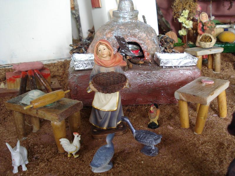 Vendedora en el Mercado. Belén de carlos alberto jaramillo (Coclé - Panamá)