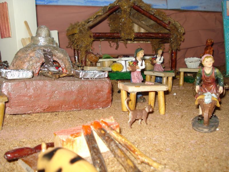 El Mercado. Belén de carlos alberto jaramillo (Coclé - Panamá)