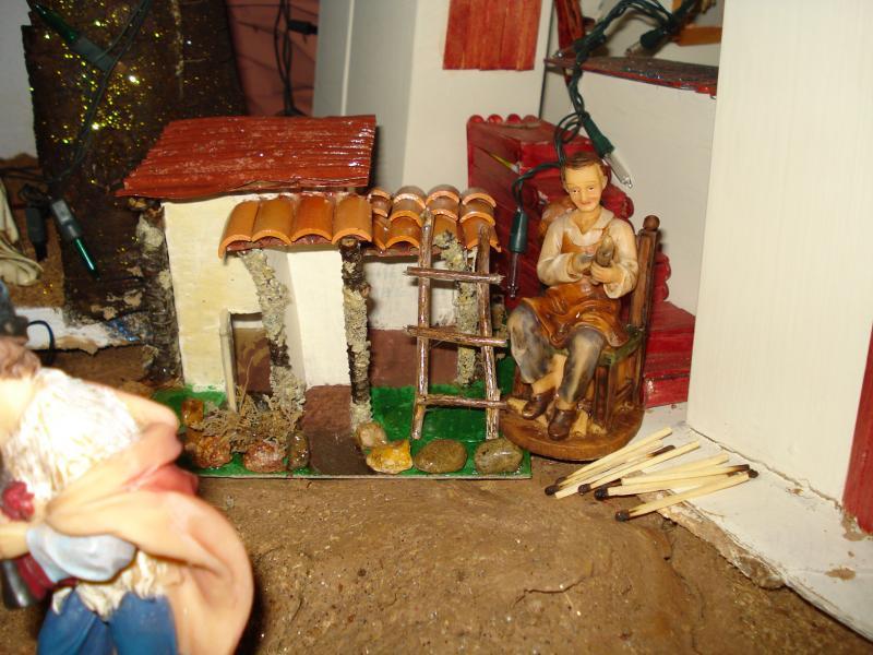 El Artesano del Pueblo. Belén de carlos alberto jaramillo (Coclé - Panamá)