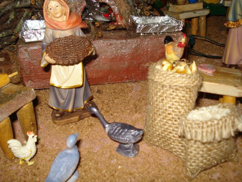 Vendedora de Animales en el Mercado. Belén de carlos alberto jaramillo (Coclé - Panamá)