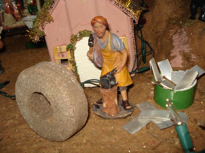 El Herrero. Belén de carlos alberto jaramillo (Coclé - Panamá)