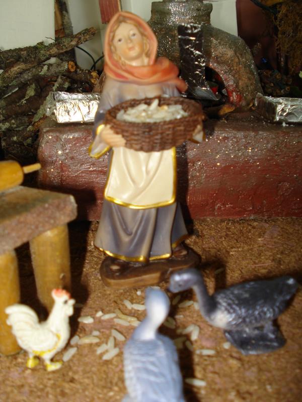 En el Mercado. Belén de carlos alberto jaramillo (Coclé - Panamá)