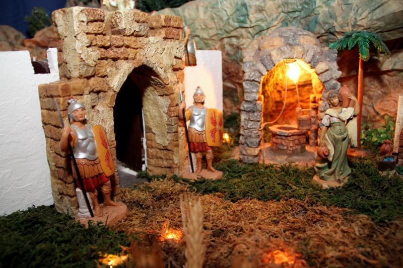 Fuerte Romano 1. Belén de Fidel Ottati (Santo Domingo)