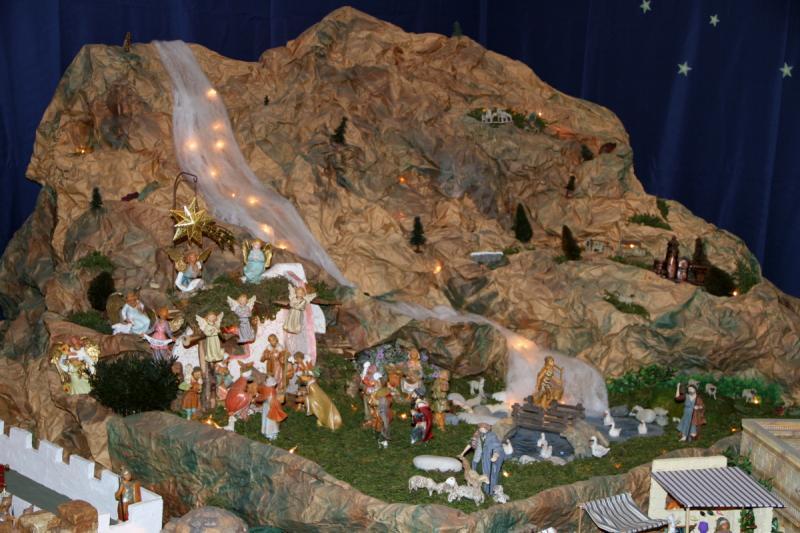 68ca9b24978 Pesebre o Nacimiento 1 - Belén de Fidel Ottati - Fotos de Navidad ...