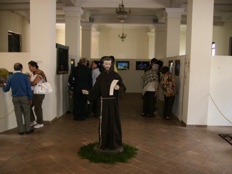 Exposicion. Belén de Corporacion de Pesebristas de Popayan (Popayan)