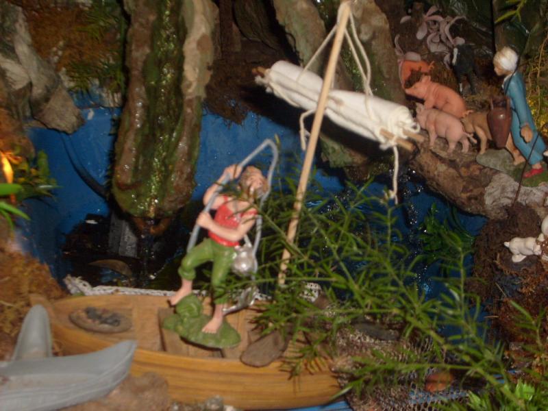Pescador en Rio. Belén de Cristhian Castrejón (David, Chiriquí)
