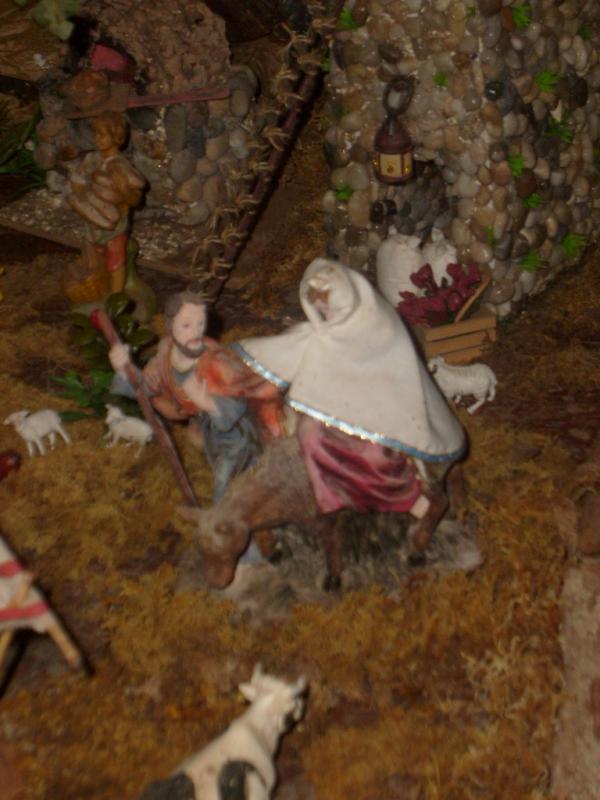 En Busca de Posada. Belén de Cristhian Castrejón (David, Chiriquí)