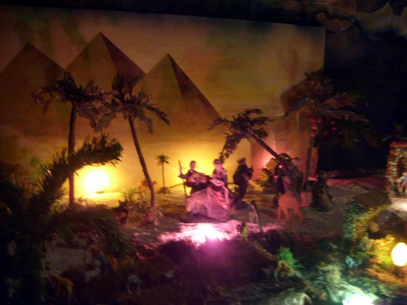 Hacia Egipto.. Belén de Cristhian Castrejón (David, Chiriquí)