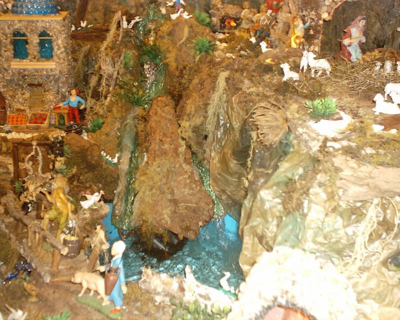 Cascada de Agua. Belén de Cristhian Castrejón (David, Chiriquí)