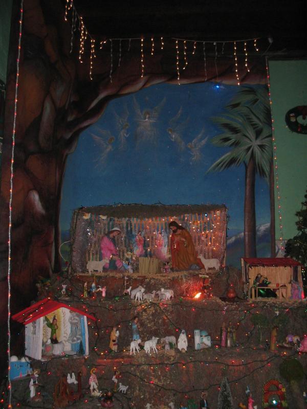 nacimiento 038. Belén de David (ario de rosales michoacan.)