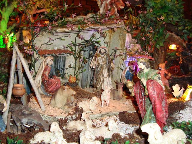 portal. Belén de la familia Jaimes (Bucaramanga)