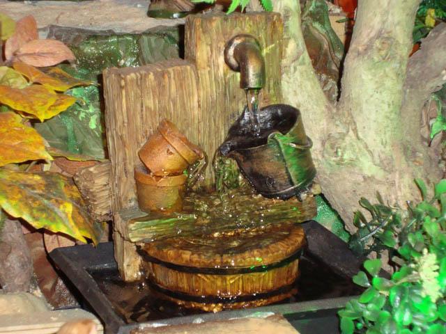 fuente pequeña. Belén de la familia Jaimes (Bucaramanga)