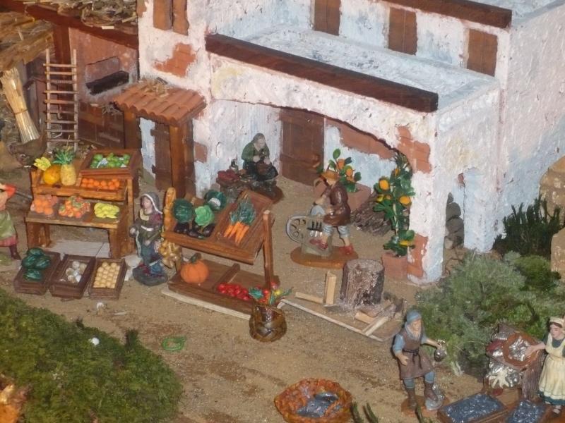 Mercado. Belén de Elu_Torres (Pontevedra)