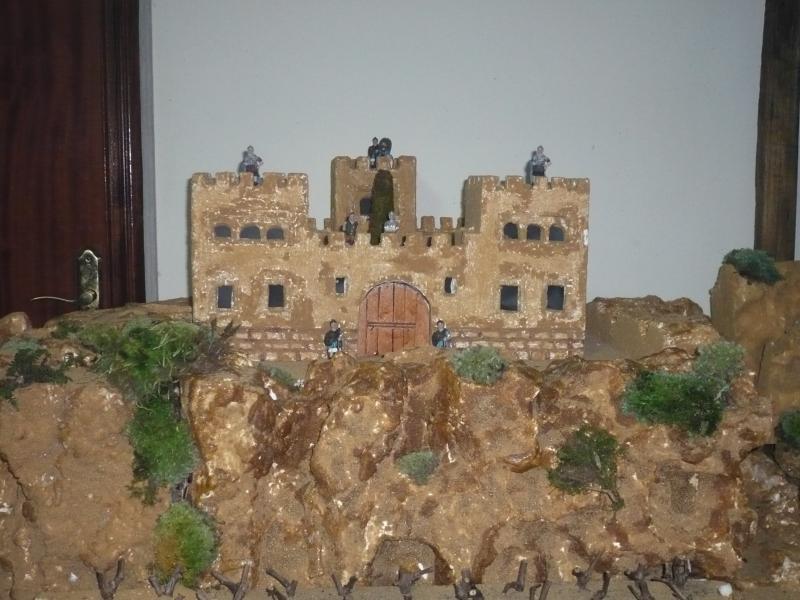 Castillo. Belén de Elu_Torres (Pontevedra)