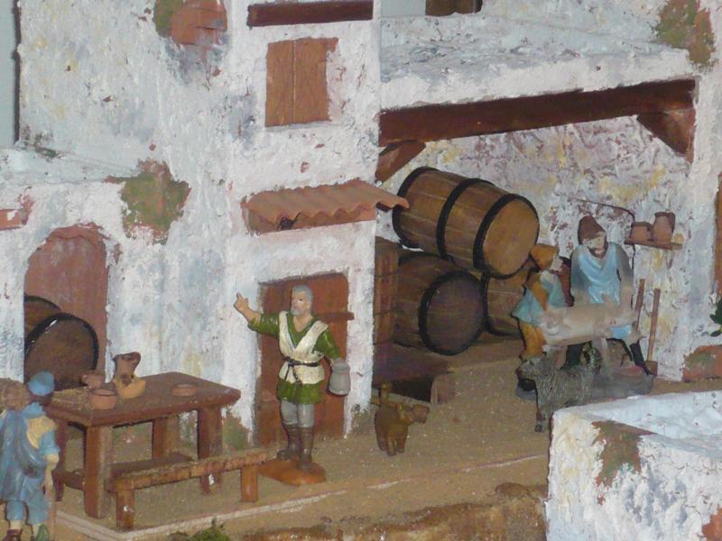 Bodega. Belén de Elu_Torres (Pontevedra)