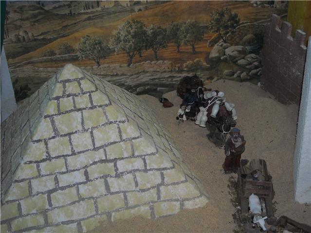 carabana. Belén de Familia Luque Pruna (San Juan  de Aznalfarache)