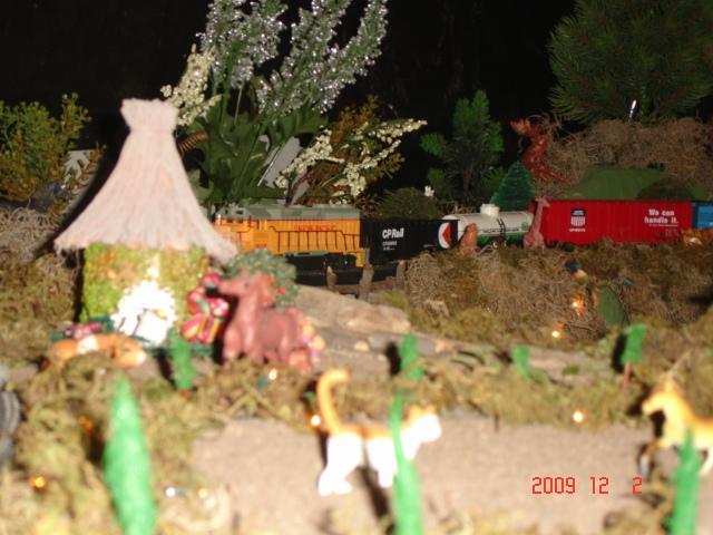 Nacimiento 2009 015. Belén de Ines Andrango (Quito Ecuador)