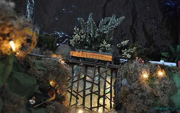Nacimiento 2009 060. Belén de Ines Andrango (Quito Ecuador)