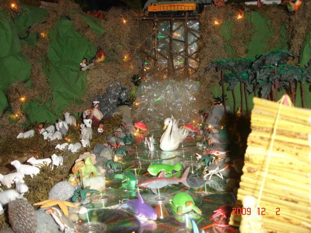 Nacimiento 2009 004. Belén de Ines Andrango (Quito Ecuador)