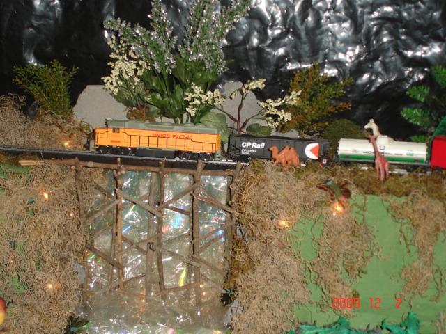 Nacimiento 2009 022. Belén de Ines Andrango (Quito Ecuador)