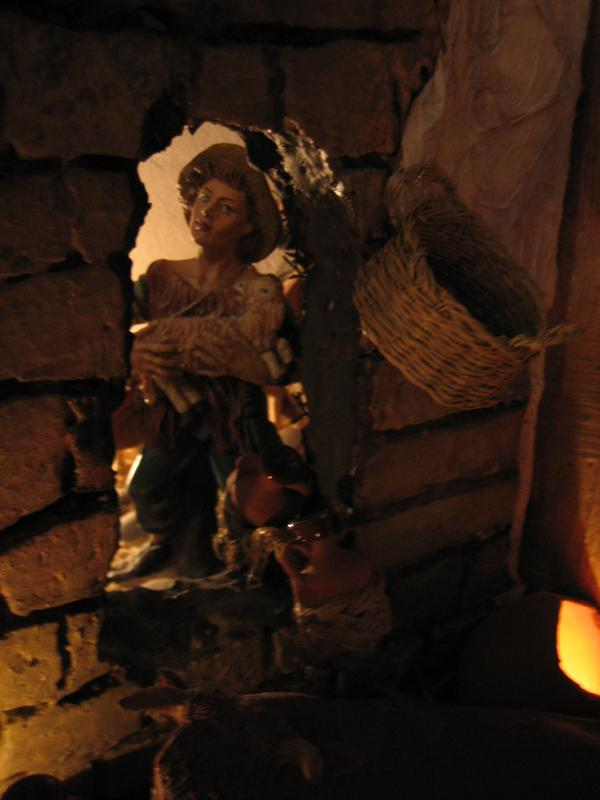 ofrenda. Belén de Jesus Ayala (Córdoba)