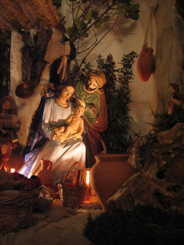 Misterio. Belén de Jesus Ayala (Córdoba)