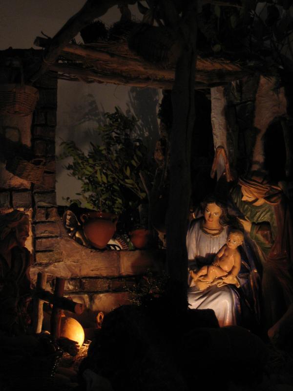 Misterio 2009. Belén de Jesus Ayala (Córdoba)